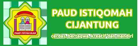 Banner PAUD Istiqomah